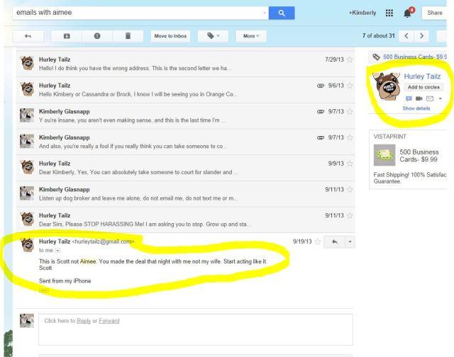 Aimee n hubby in hurleytails email 1
